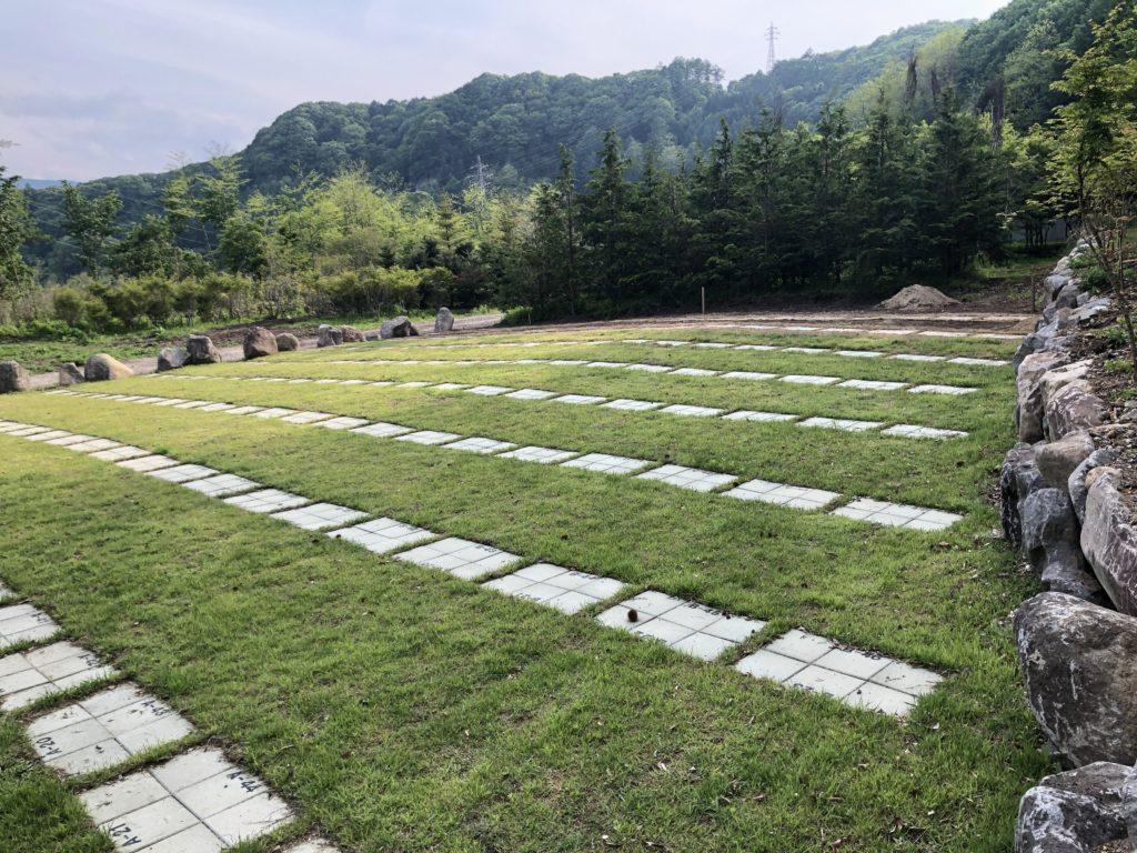 樹木葬 敷地イメージ