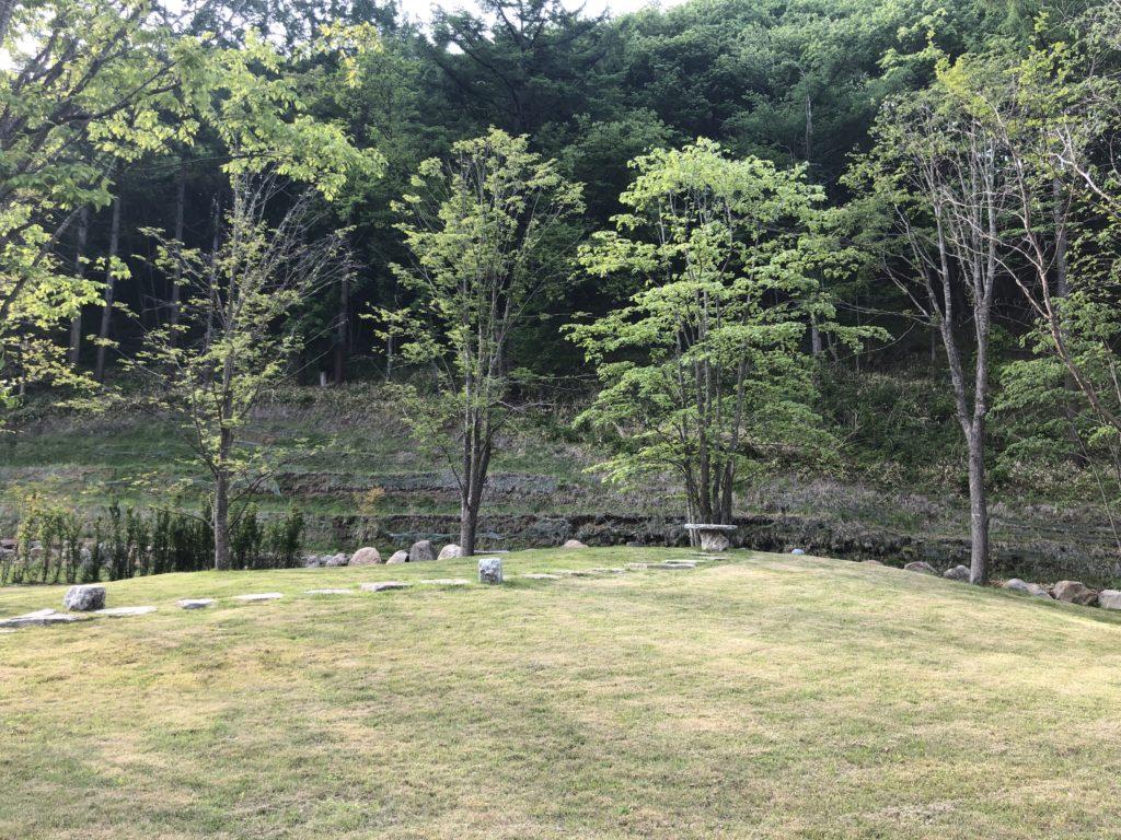 つばさの樹木葬_西軽井沢霊園
