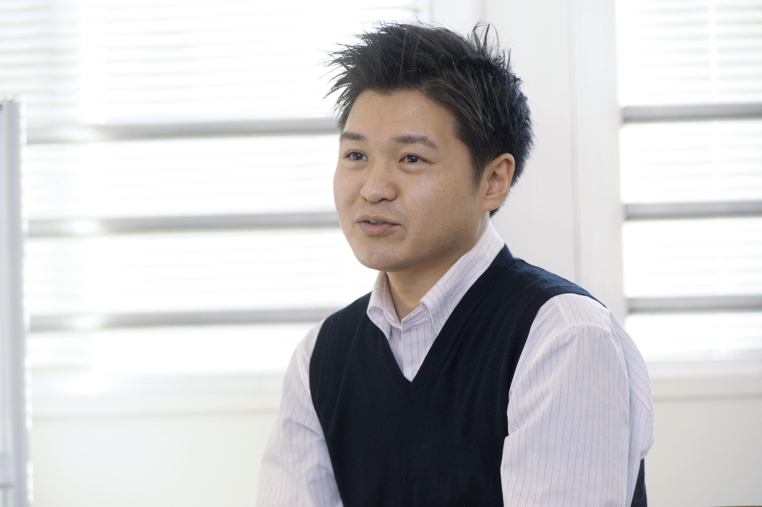 つばさ公益社 代表取締役 篠原憲文
