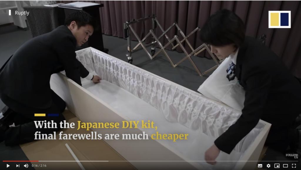 つばさのDIY葬が紹介 香港メディアSouth China Morning