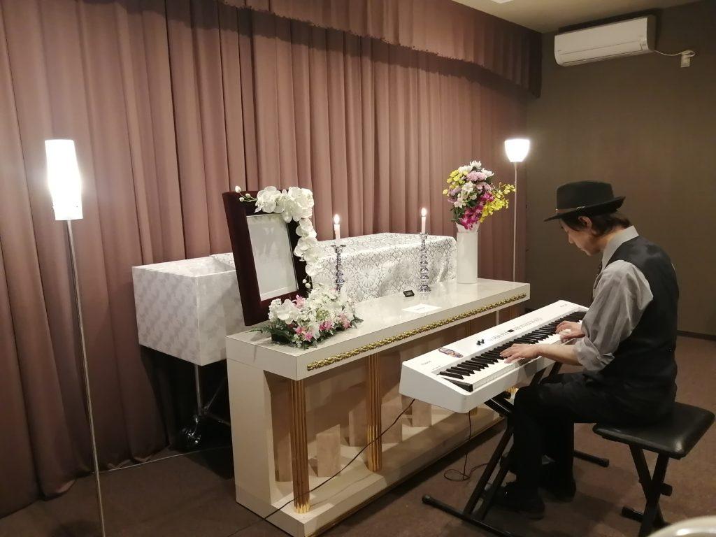 奏葬式イメージ 家族葬のつばさホール小田井