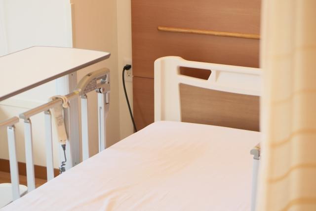 病院での死