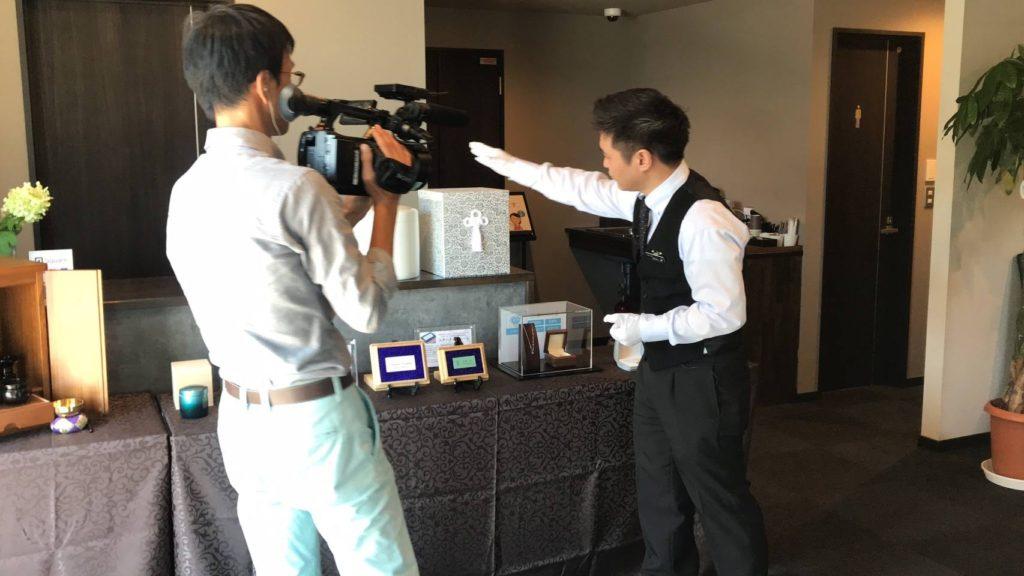 日本テレビ系列・テレビ信州「ゆうがたGet!」取材いただきました。